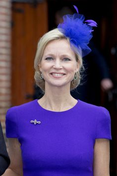 Princess Maria Carolina, October 5, 2013 | The Royal Hats Blog