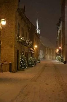 France in snow
