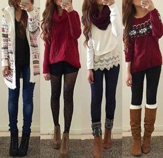 Pretty much winter vibes winter outfits for teens
