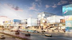 10 Design - Summer International Retail Centre and Mixed Use Development