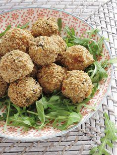 Rice Balls / Bolinhas de Arroz e Alheira