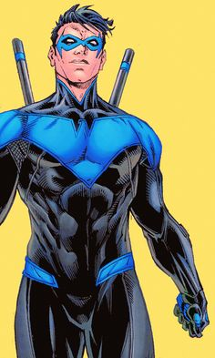 I like this version of his suit. I miss the finger stripes, though.