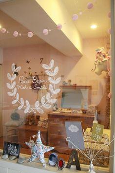 sette - beautiful shop display