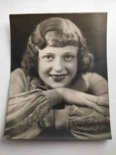 Latest Collection Of Barbara Stanwick vintage, Inscribed Signed Photo Coa