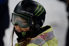 Chloe Kim became the youngest Winter X Games gold medalist ever, overtaking the greatest women's snowboarder of all time on her final run in the halfpipe final Saturday night. 1/24/15