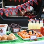 Football Tailgating Party Ideas.....It's about that time ::::))))))