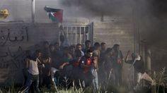 Israeli-Palestinian Violence: Gaza Rocket Lands In Israel
