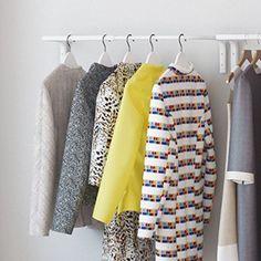 QuikCloset Garment Rack From SkyMall.com | Organizing Products | Pinterest  | Garment Racks, Laundry And Organizing