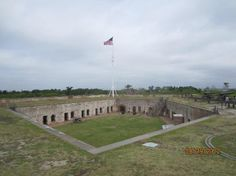 Atlantic Beach, NC: Fort Macon