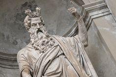 Zeus, King of the Gods of Mount Olympus