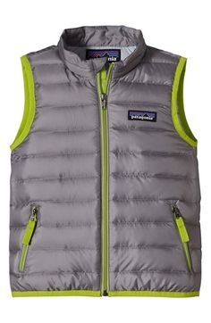 Patagonia 600-Fill Down Sweater Vest (Toddler Boys & Little Boys)