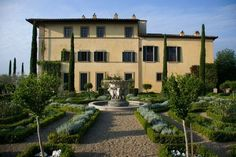 Sting's Tuscan Villa – Rent The Musician's Italian Home Il Palagio