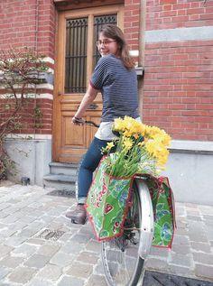 Sacoches pour vélo - Creacorner