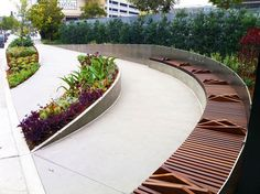 """houblon: """" Levine Park   West Hollywood USA   HOK « World Landscape Architecture – landscape architecture webzine """""""