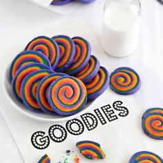 Sie sind der neue Star am Plätzchen-Himmel: Swirl Cookies! Wir haben für euch die Anleitung für leichtes Gelingen.