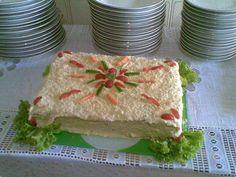 Torta salgada de frango com pão caseiro por rogeriope.araujo | Pães e Salgados | Receitas.com