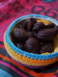 Chilli lime, almond butter cocoa bites