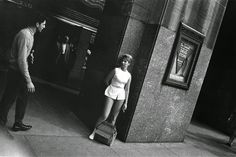 Garry Winogrand. Life on the streets 60s
