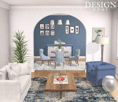 Design Home App, House Design, Gallery Wall, Frame, Home Decor, Picture Frame, Decoration Home, Room Decor, Architecture Design