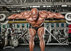 Bringing up your shoulders is no great mystery if you dedicate your approach to the basics. Greatest Mysteries, Anatomy Reference, Bodybuilding Workouts, World's Biggest, Get In Shape, Build Muscle, Weight Lifting, Worlds Largest, The Secret