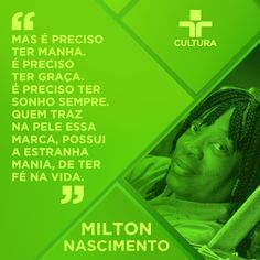 Maria, Maria - Milton Nascimento (Composição: Fernando Brant / Milton Nascimento)