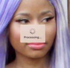 Nicki Minaj reaction pics