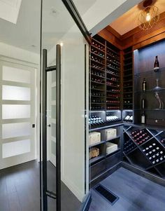 Wine Cellar | Interiorism