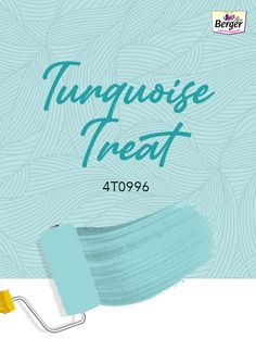 If you are looking to add some sophistication & freshness to your home, 'Turquoise Treat' is the perfect match.  It easily blends with your furniture & other accessories at home.