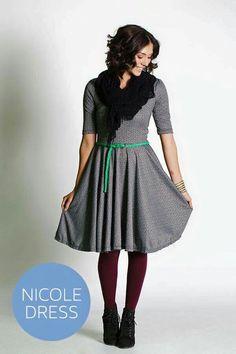 The Nicole dress by LuLaRoe