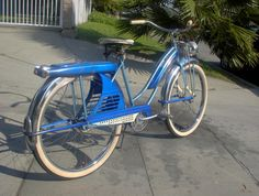 1957 J.C. Higgins Jet Flow - Picture #1 - Dave's Vintage Bicycles