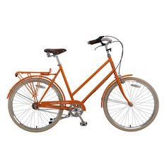 Brooklyn Cruiser: Willow 3 Tangerine