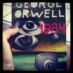 My 1984 book.