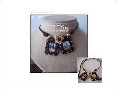 Angeles Vera Bisutería: ESPECIAL ESCAPULARIOS Drop Earrings, Jewelry, Fashion, Bracelets, Necklaces, Religious Jewelry, Moustaches, Accessories, Atelier