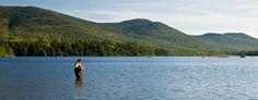Moosehead Lake Maine Bed and Breakfast :: The Lodge at Moosehead Lake