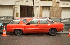 """A car of Michel Gondry's latest film """"Mood Indigo"""""""