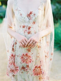 A Magical Wedding Editorial That Will Transport You to Another Time + Place