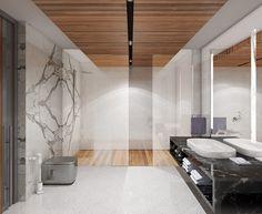 Bathroom design. www.voga.design