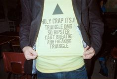 Is that a triangle