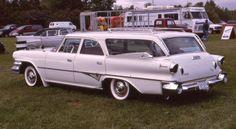 1960 Dodge Dart Phoenix Station Wagon