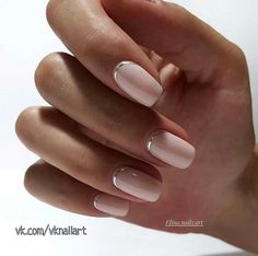 What Do I Need To Know About Shellac Nails Before Trying Them Out? - Shellac Nails: All You Need To Know To Wanna Try Them Out You are in the right place about af - Fancy Nails, Trendy Nails, Cute Nails, Shellac Nail Designs, Manicure E Pedicure, Manicure Ideas, Bride Nails, Prom Nails, Long Nails