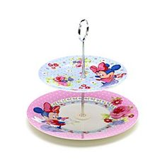 Afternoon Tea Cake Stand minnie mouse