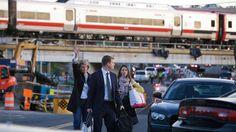Dozens hurt in US commuter train collision -