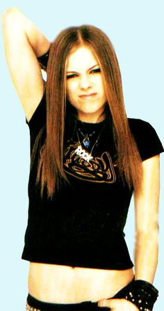 Jane Magazine - 01 - AvrilPix Gallery - The best image, picture and photo gallery about Avril Lavigne - AvrilSpain.Com