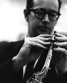 Paul Desmond: Alto Sax - could listen to him play all day long (and sometimes I do).