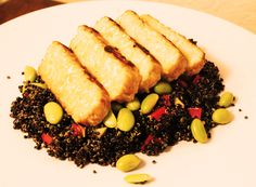 Marinated Tempeh with Asian Style Quinoa | Healthy Recipes | BerryRipe