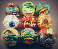 Psycho balls