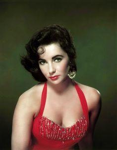 Vintage Glamour Girls: Elizabeth Taylor