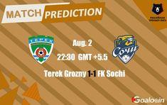 Terek Grozny VS FK Sochi