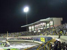 Estádio Augusto Franco - Estância (SE) - Capacidade: 8 mil - Clubes: Estanciano e Boca Junior
