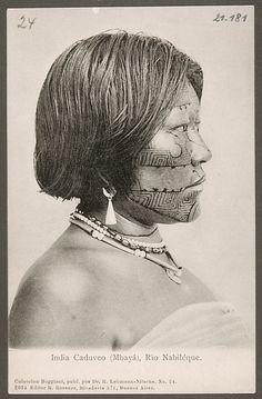 Indio Kadiweu